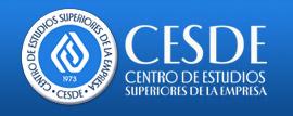 Logotipo CESDE